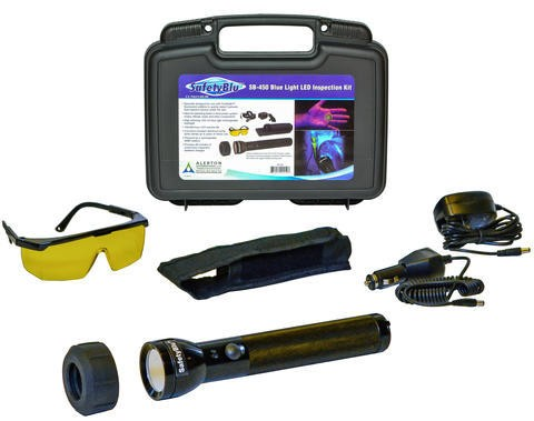 SafetyBlu™ Blue Light Inspection Kit
