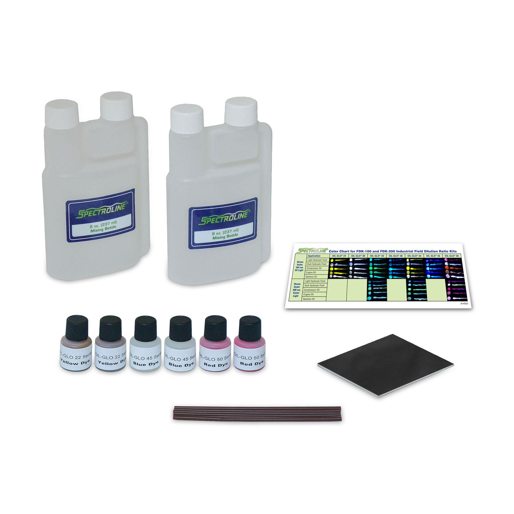 Oil Sample Test FDK-200 Kit
